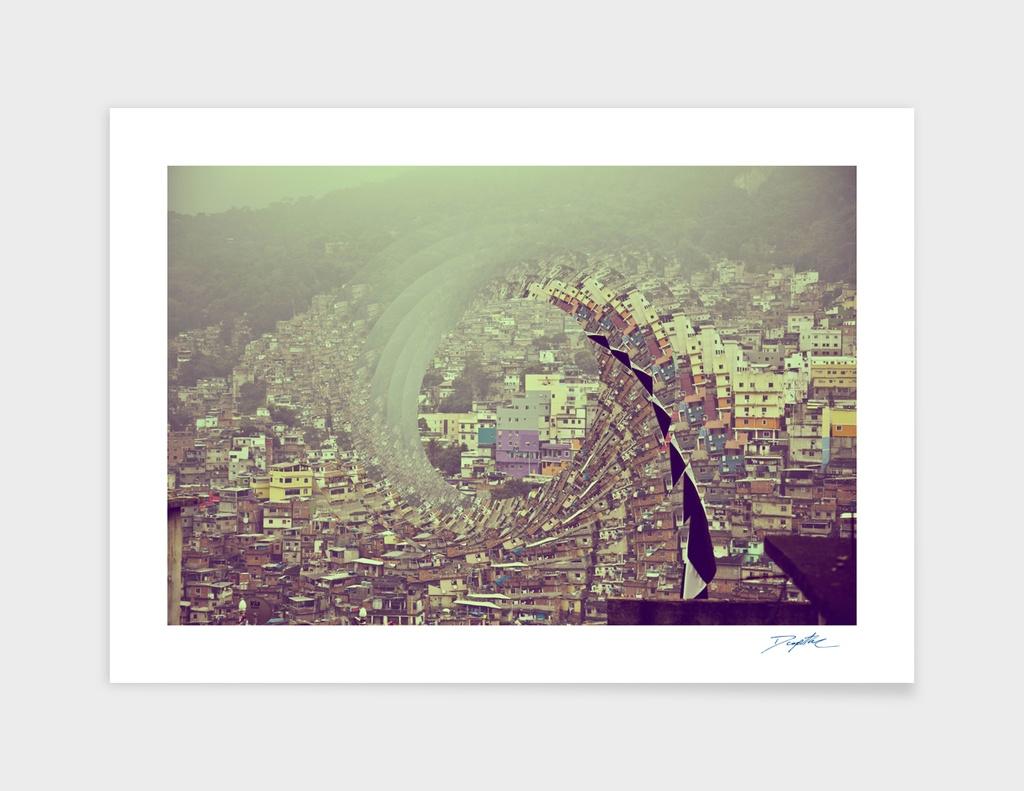 Favela Swirl