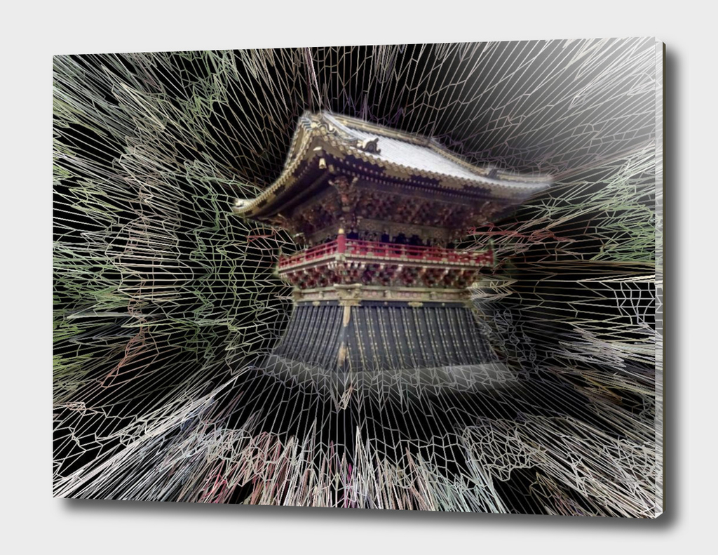 Nikko Shrine Glitche