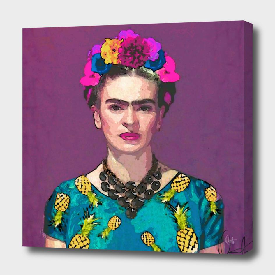 Trendy Frida Kahlo V.1