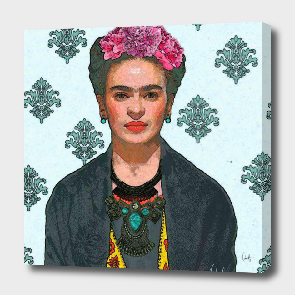 Trendy Frida Kahlo V.2