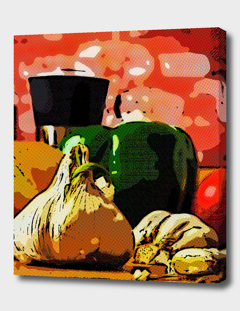 Comic Book Garlic