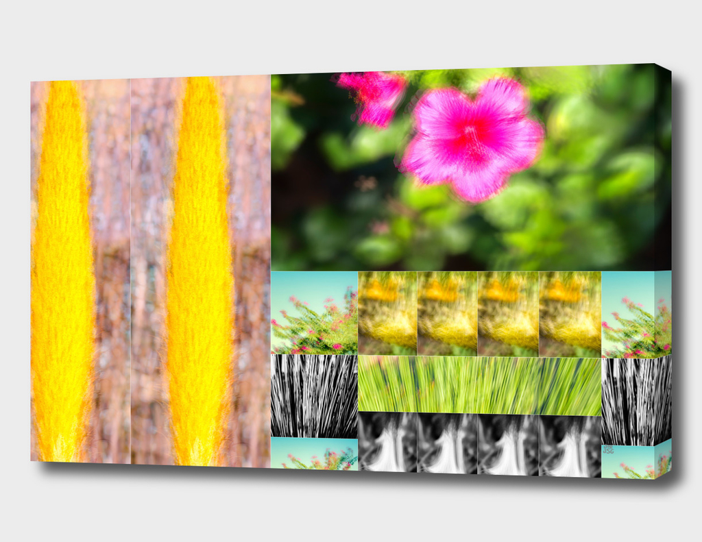 Flower and Plants Impressionistic