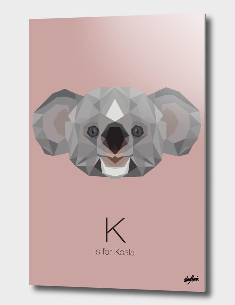 K is for Koala