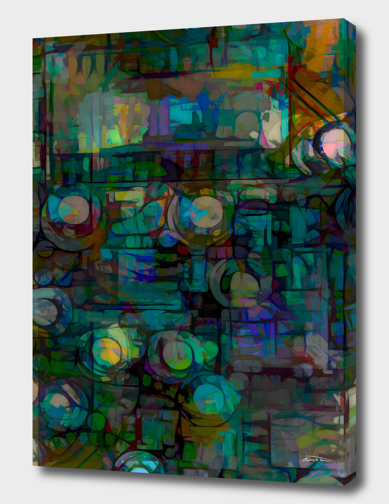 Impression, Circuit Board