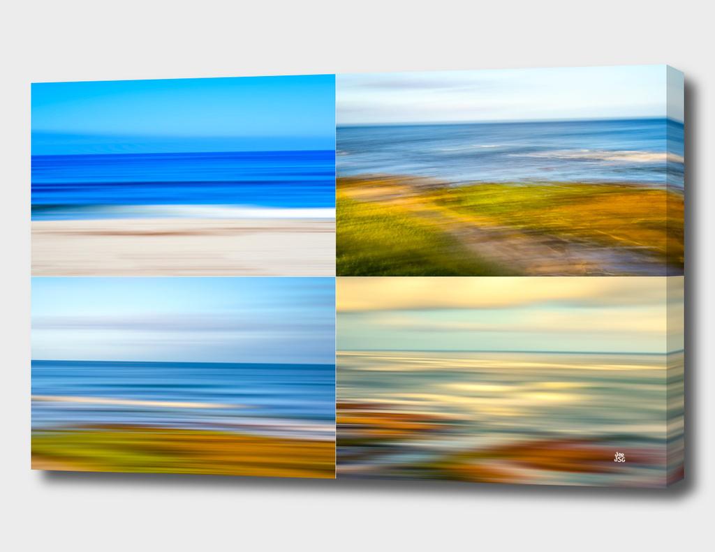 4 Faces Of The Coast