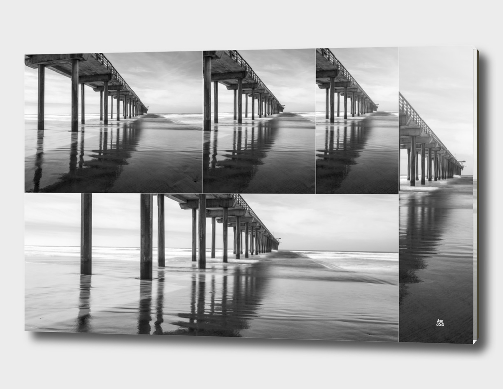 Scripps Monochrome Collage