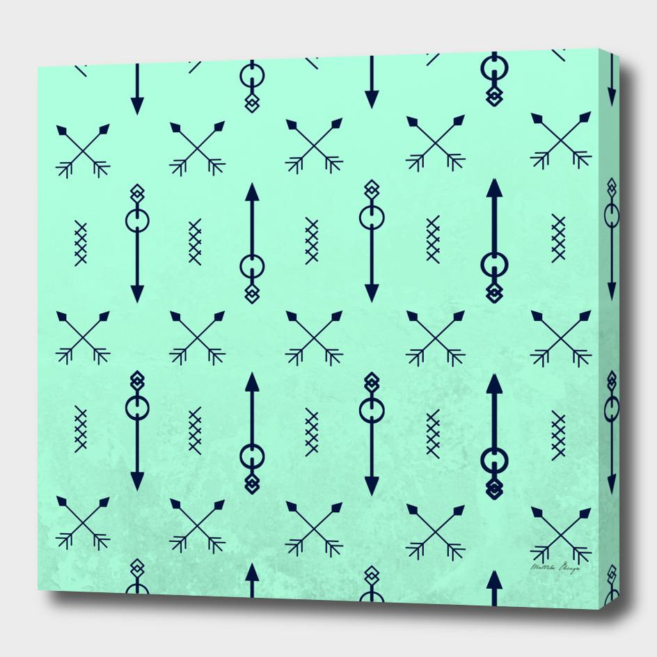 arrow pattern