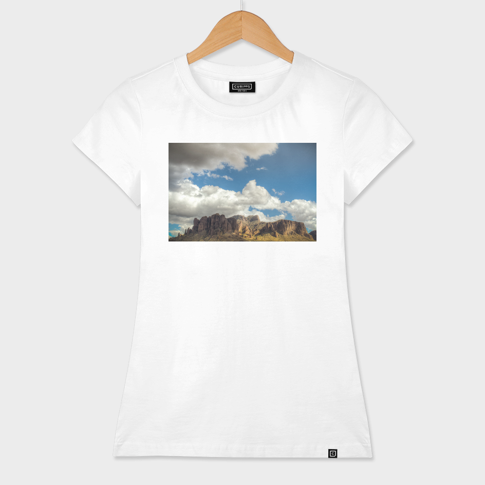 Mountain Cloud Shroud
