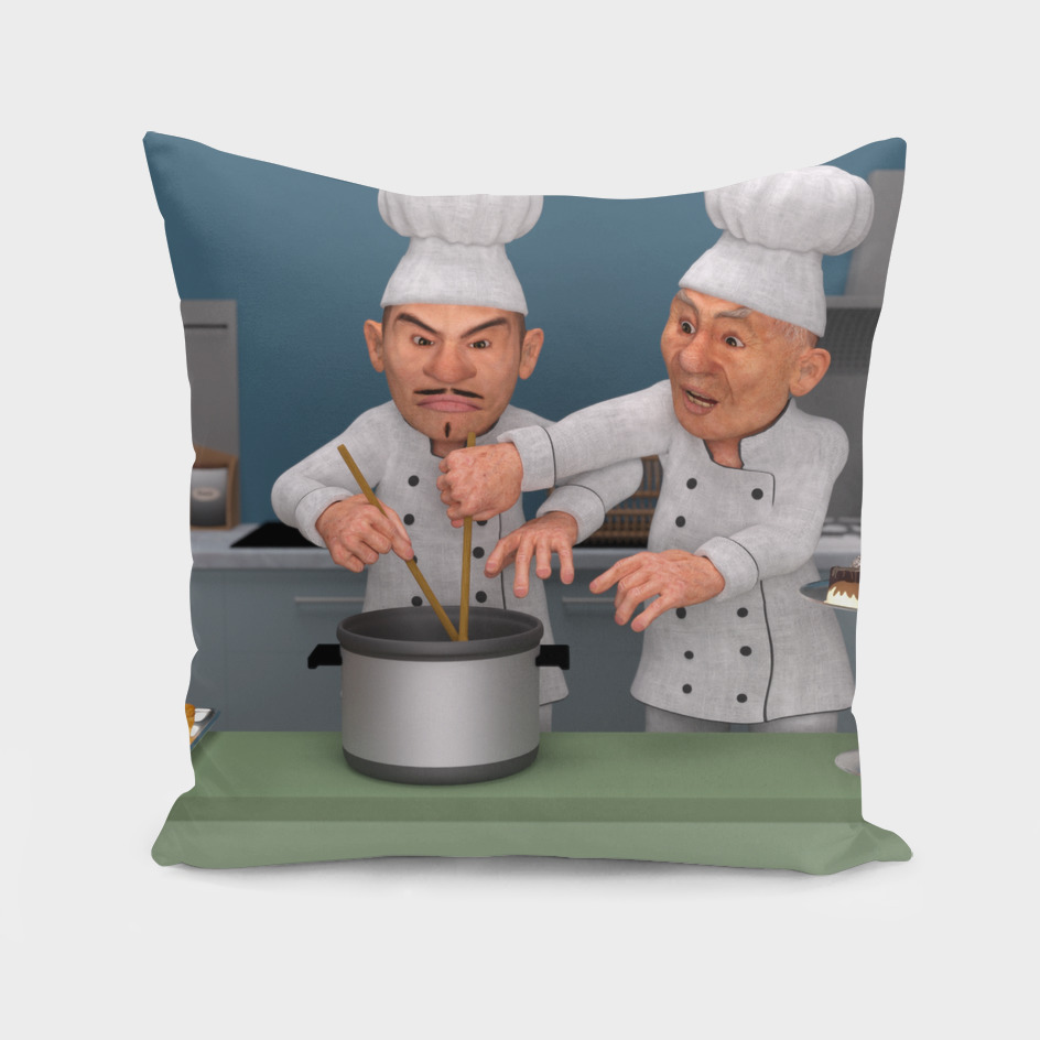 Too Many Cooks 3 - You're Doing It Wrong!