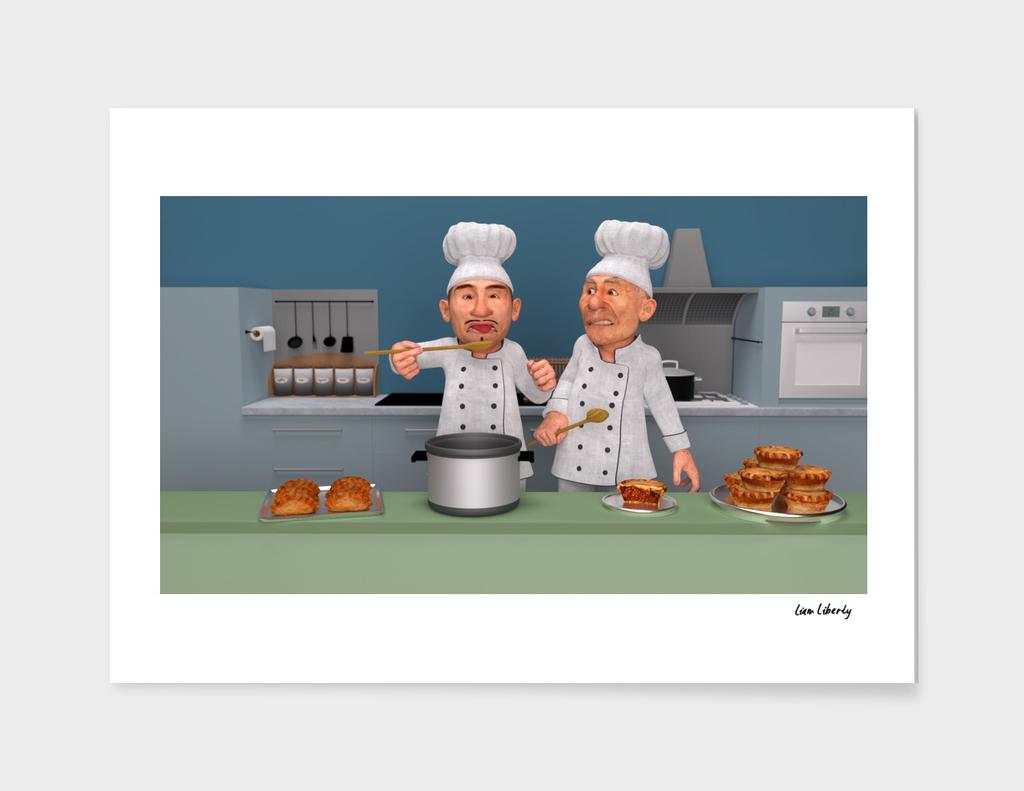 Too Many Cooks 4 - The Taste Test