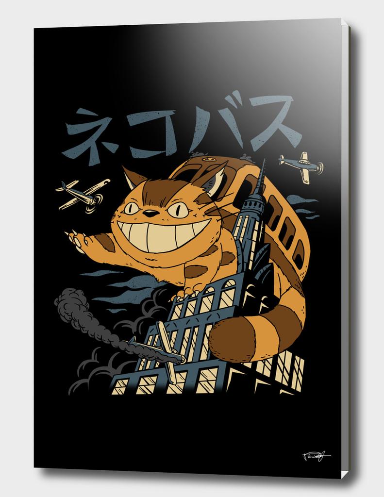 Cat Bus Kong