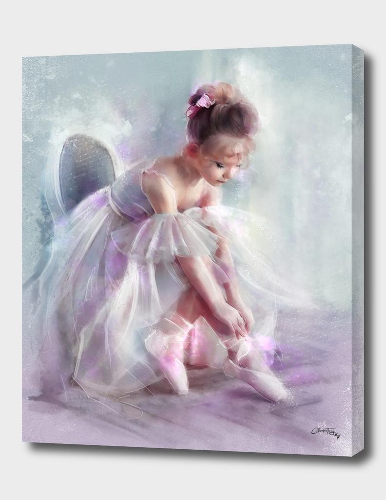 Ballerina - Concentration