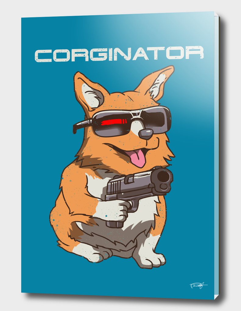 Corginator - Color Sep