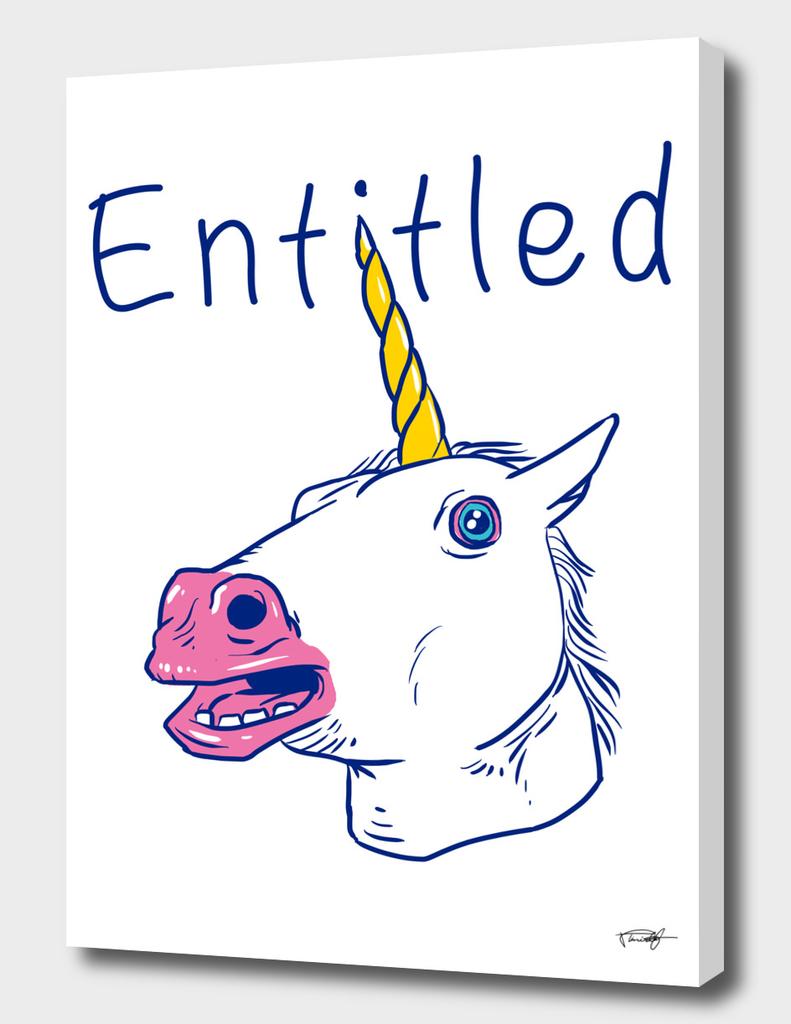 Entitled Unicorn