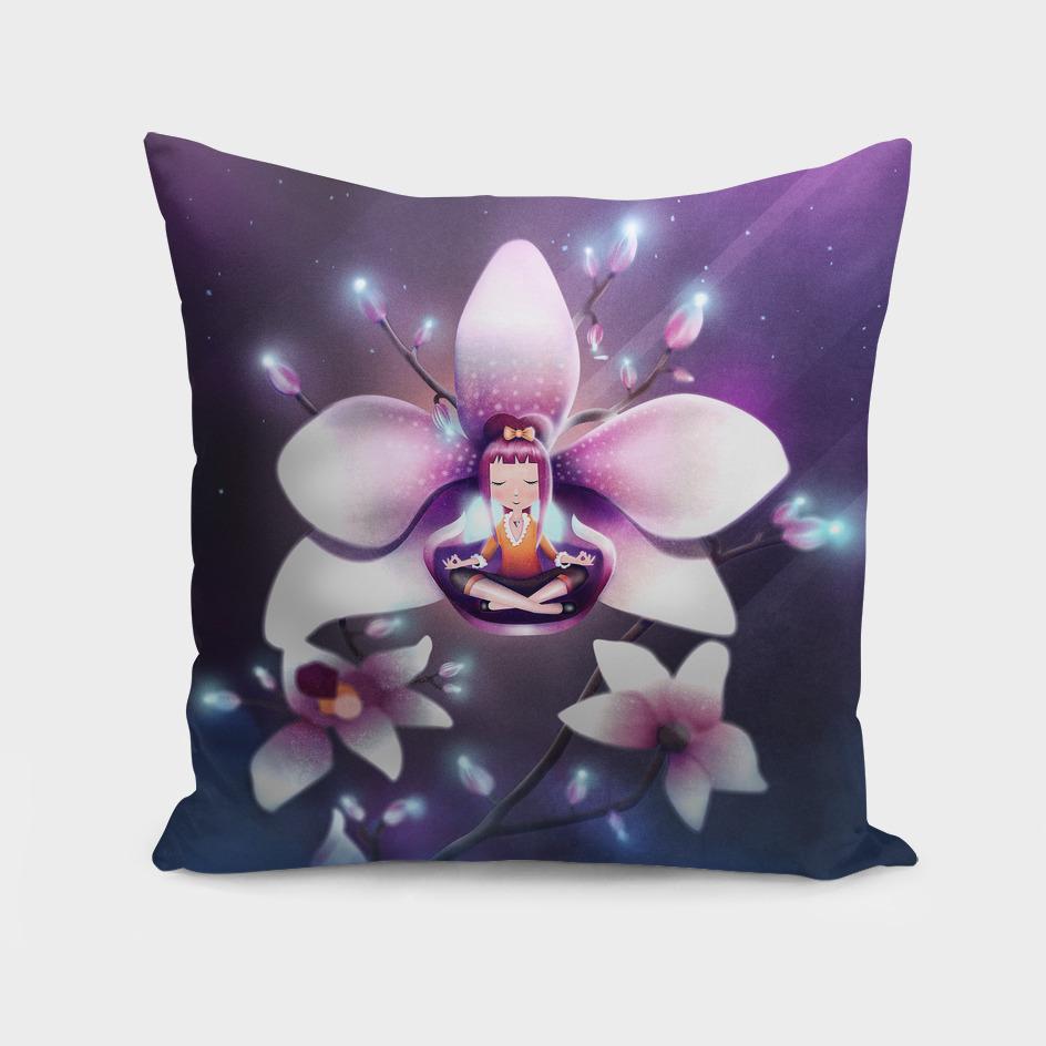 Orchid Meditation