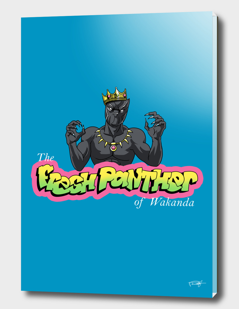 Fresh Panther - Color Sep