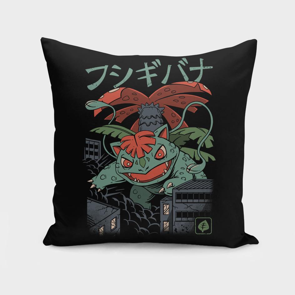 Grass Kaiju - Color Sep