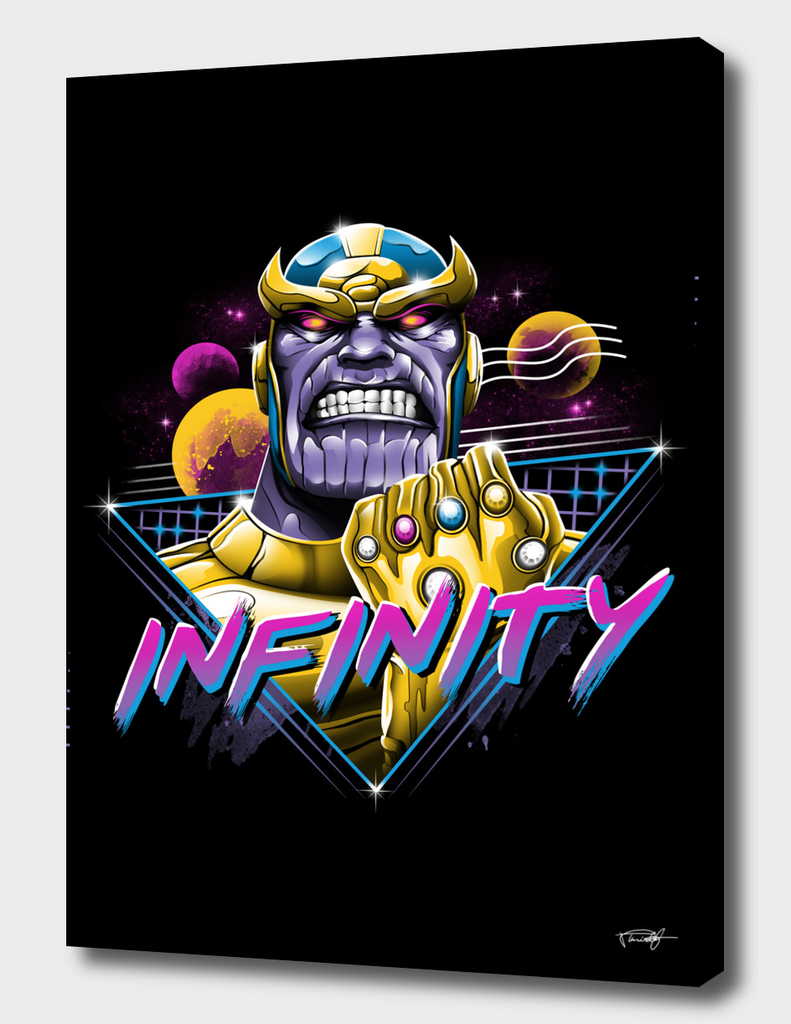 Infinity - Color Sep -  5 colors