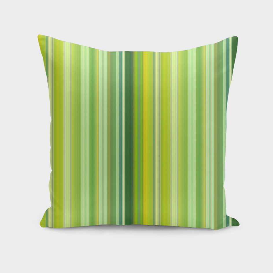 Green and Yellow Stripes