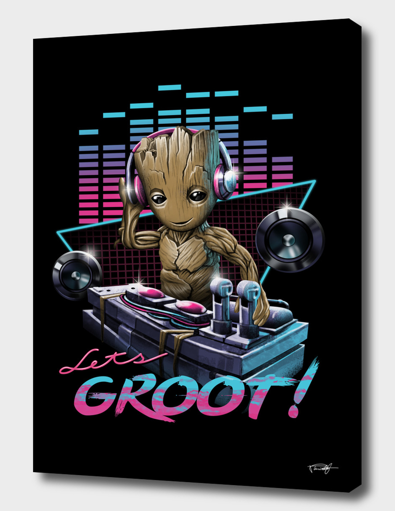 DJ Groot - Color Sep