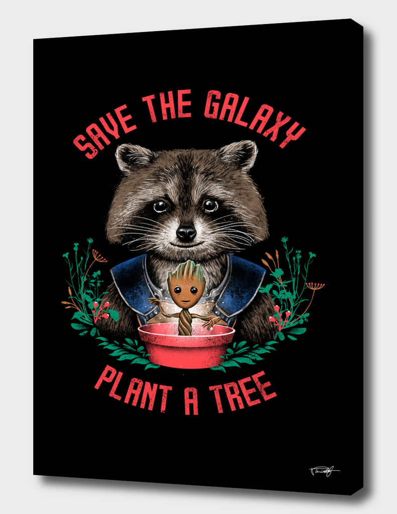 Save the GALAXY - Color Sep