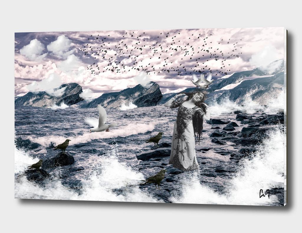 La symphonie des flots