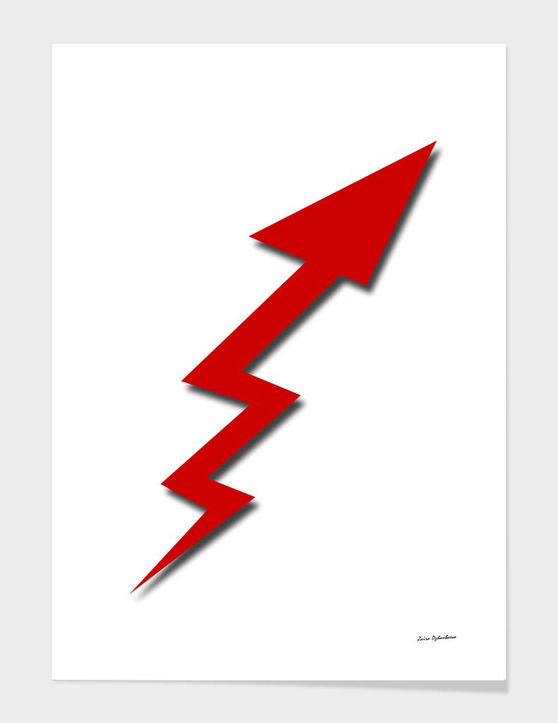 Increase Arrow