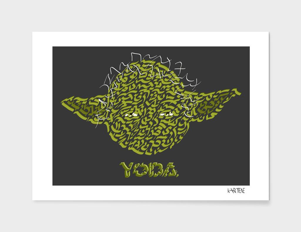 """""""Yoda"""" Jedi Master in Star Wars"""