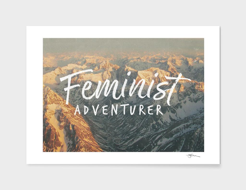 Feminist Adventurer