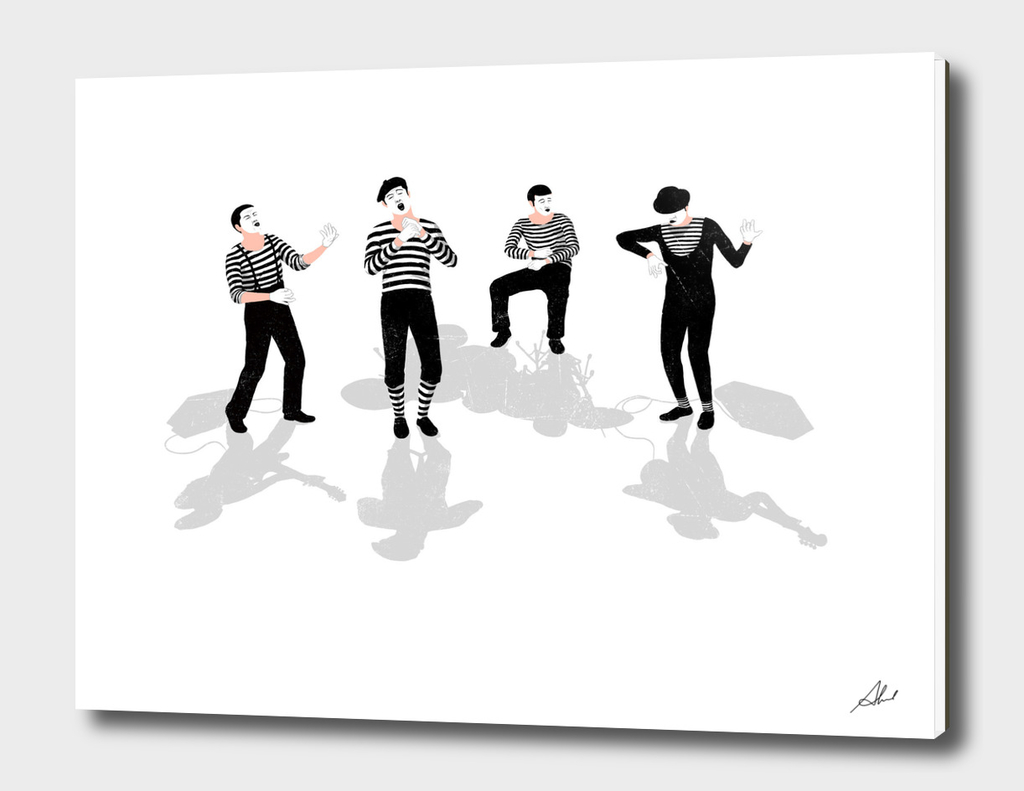 pantomime band