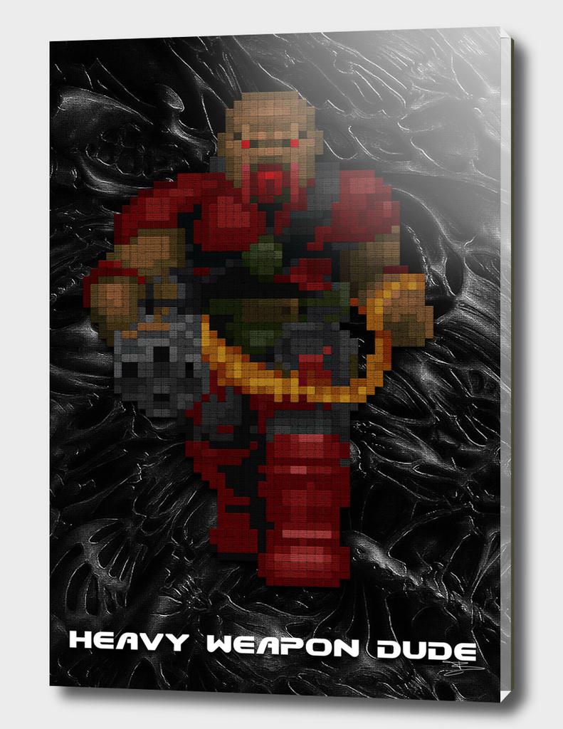 """Doom """"Heavy Weapon Dude"""""""