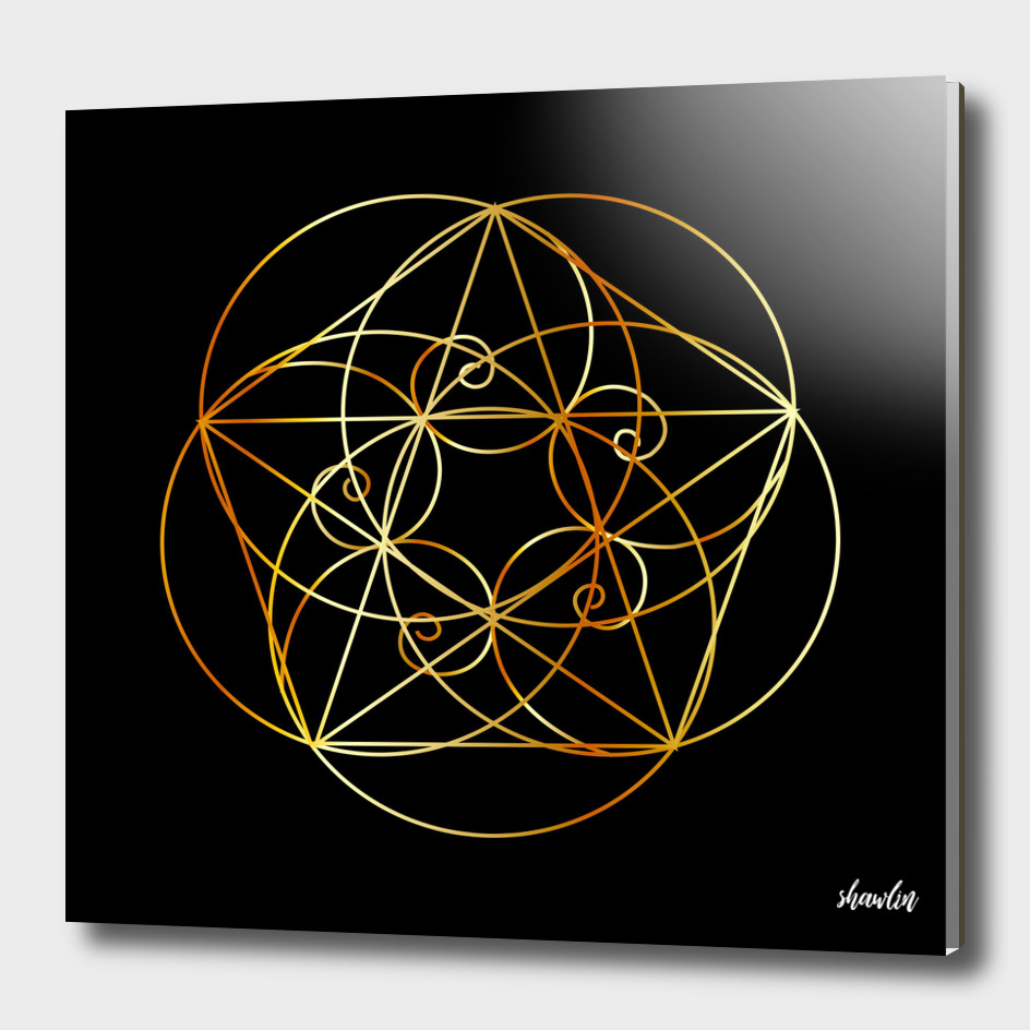 Fibonacci Spiral