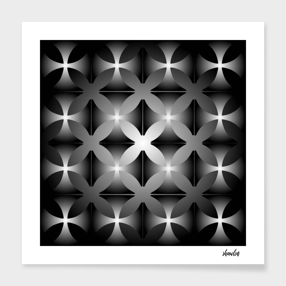 Geometric flora