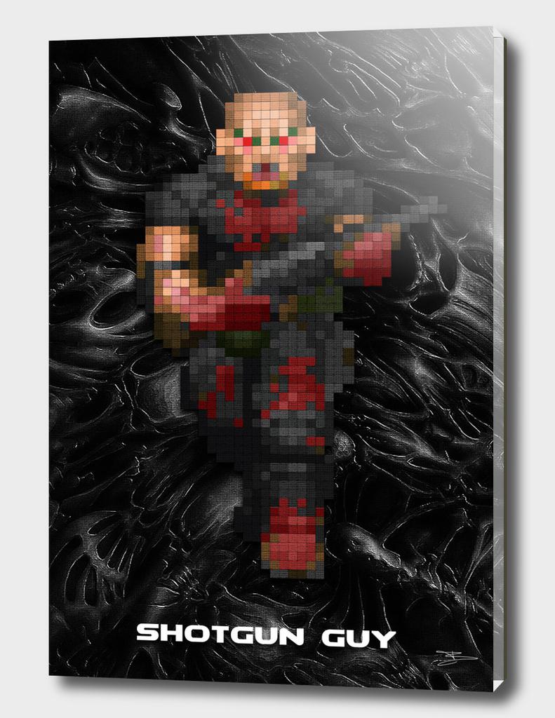 "Doom ""Shotgun Guy"""
