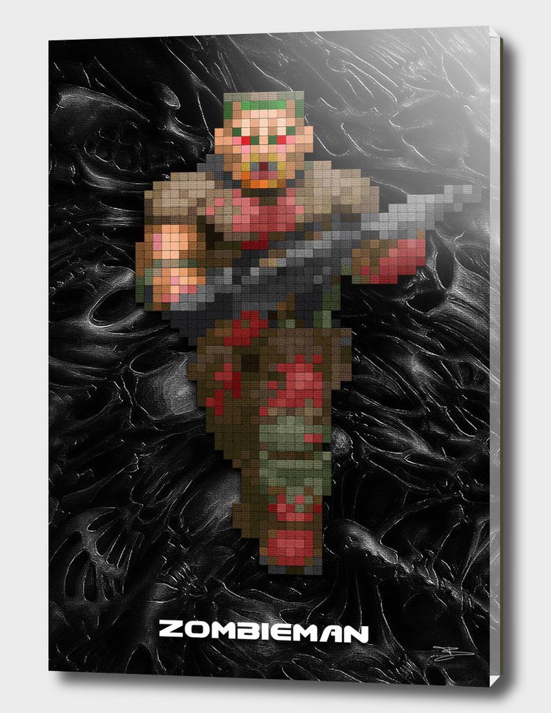 "Doom ""Zombieman"""