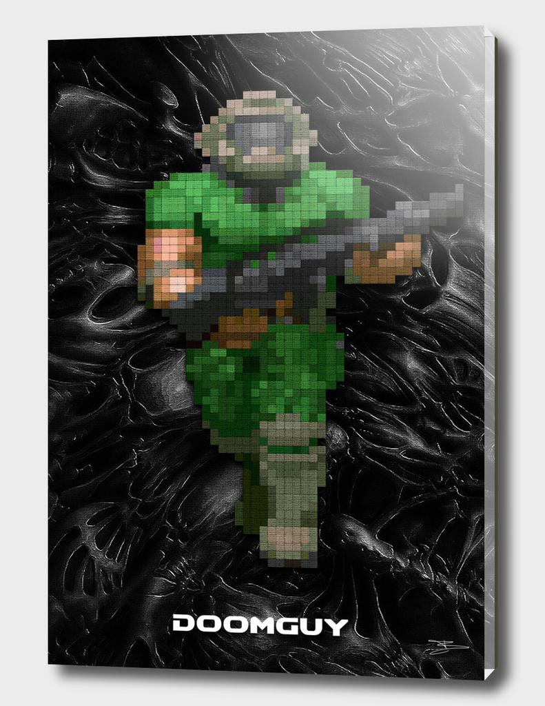 """Doom """"Doomguy"""""""