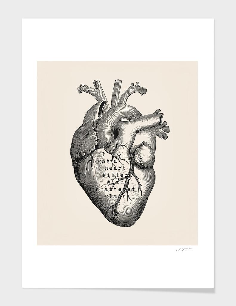 heart o' glass