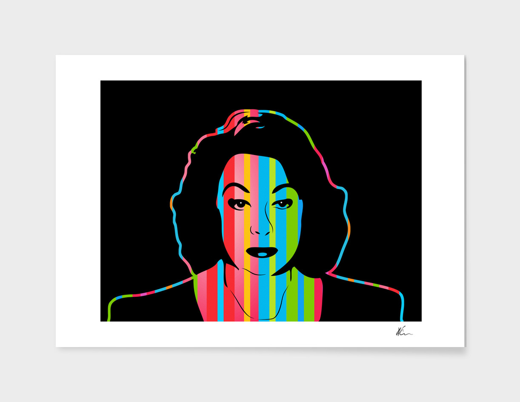 Mommie Dearest | Dark | Pop Art
