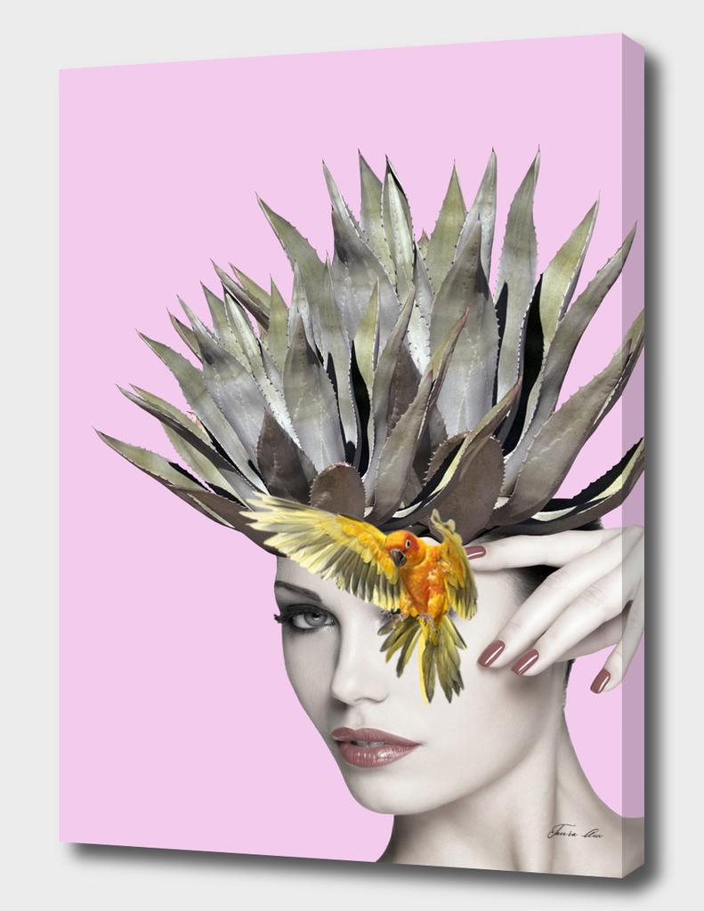 Tropic lady