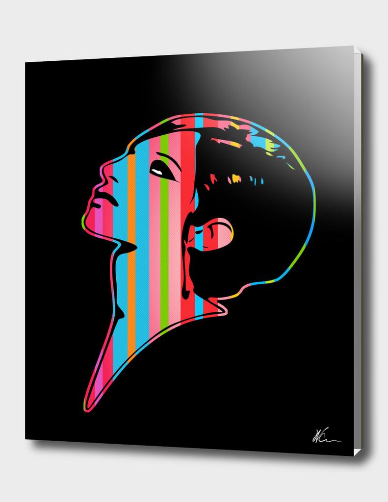 Barbra Streisand | Dark | Pop Art