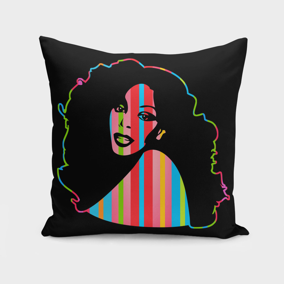 Donna Summer | Dark | Pop Art