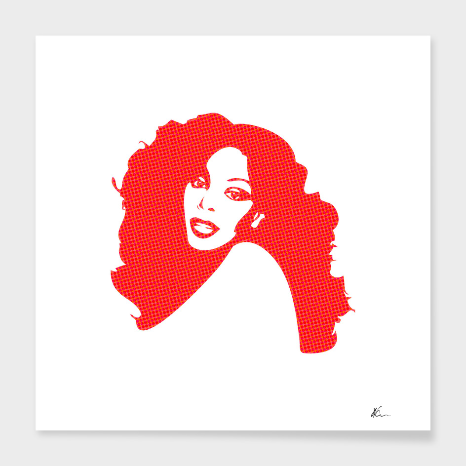 Donna Summer | Pop Art