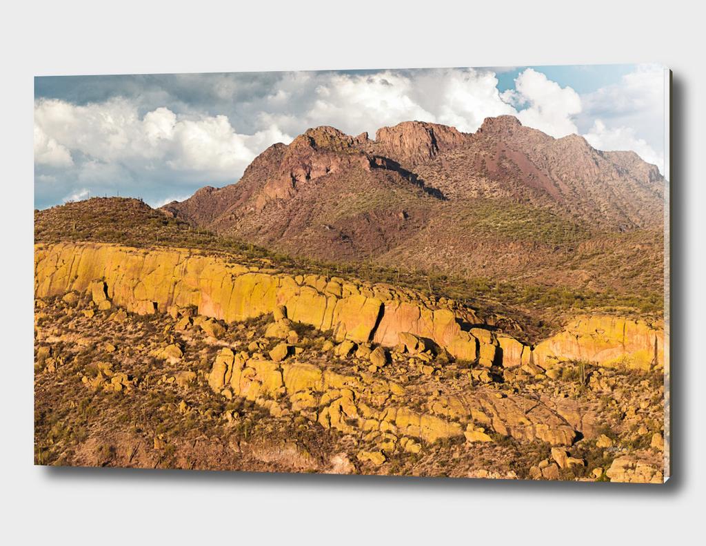 Bartlett Mountains