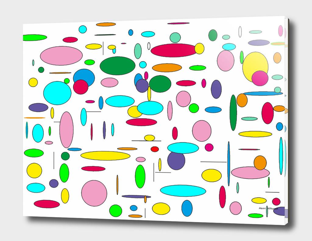 Circles color