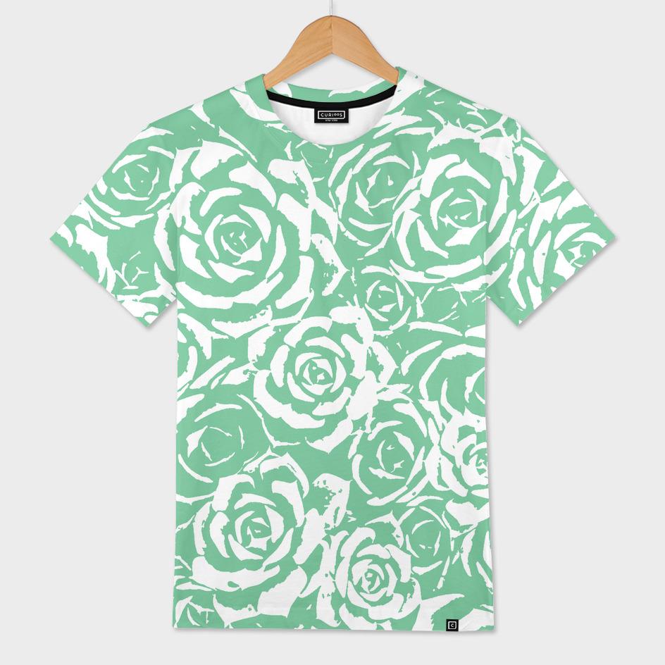 Succulent Stamp - Light Green #524