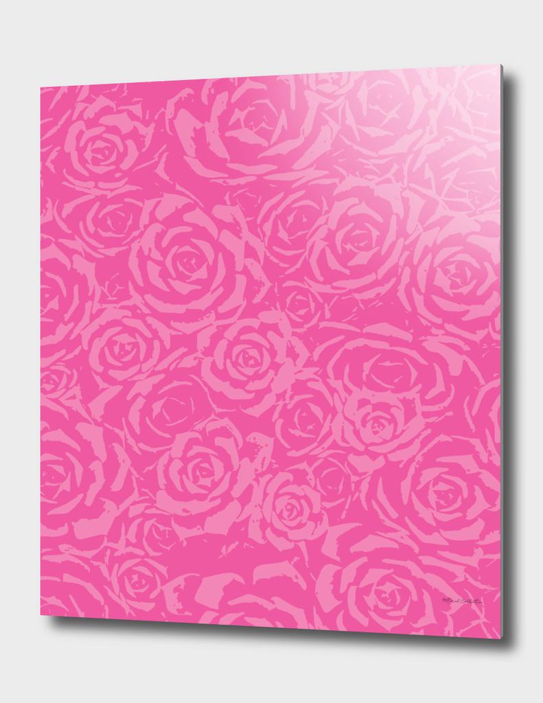 Succulent Stamp - Pinks #212