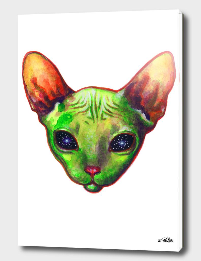 Alien Sphynx