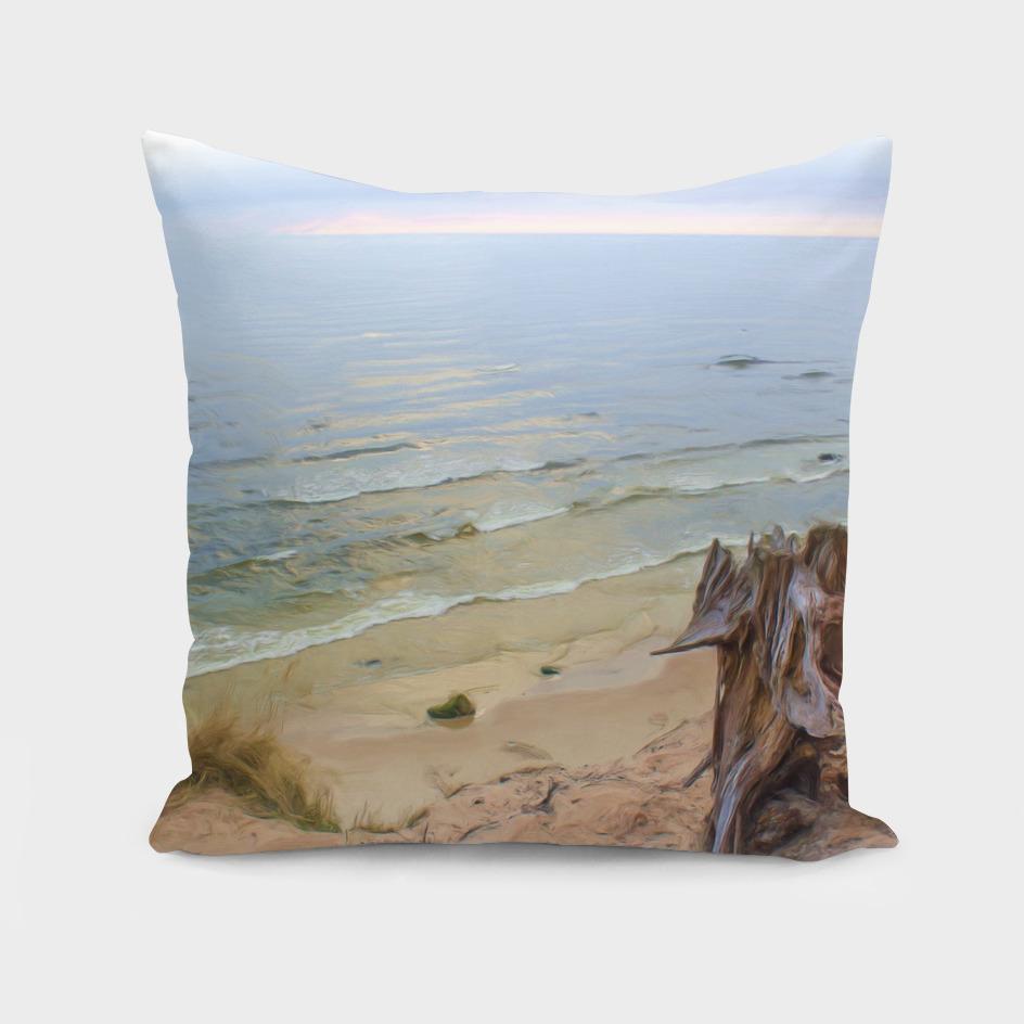Dutchman's Cap / beautiful sea from the big dune's