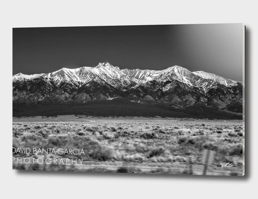 Blanca Range, Colorado