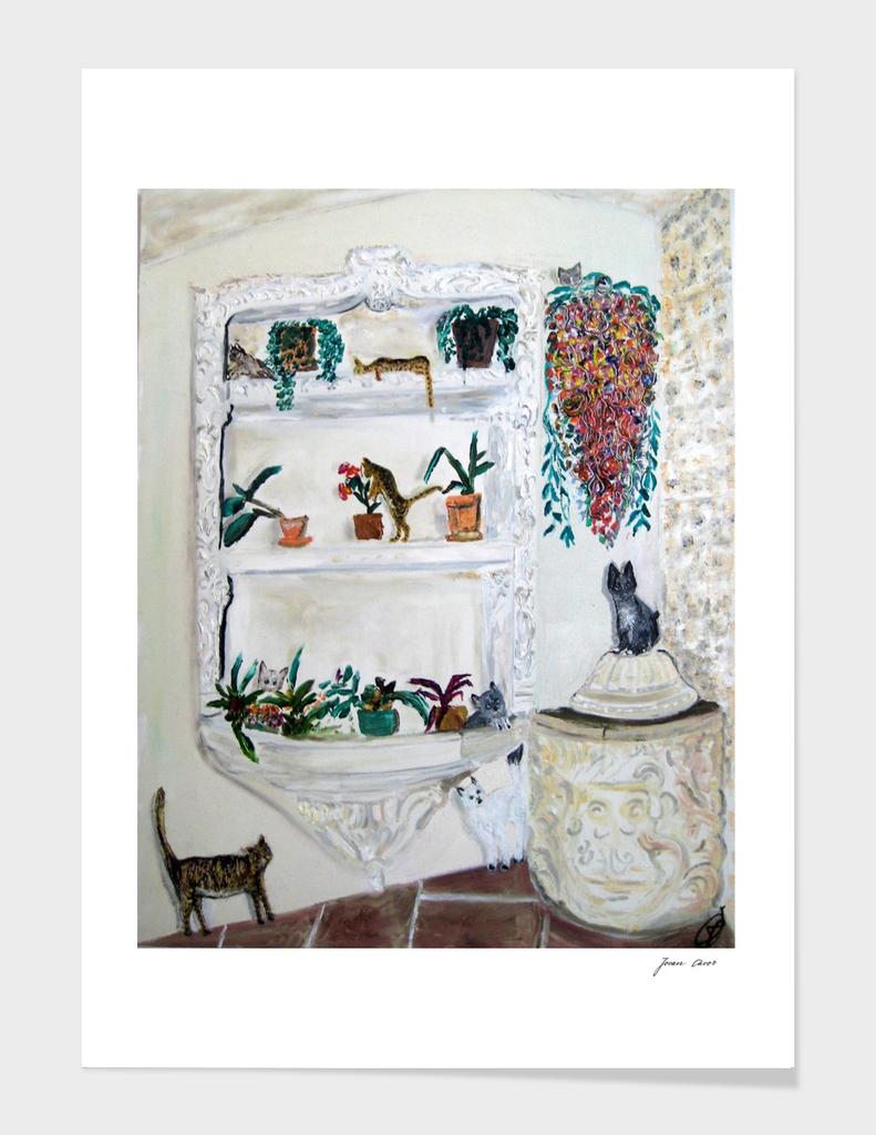 Jakonja - Washing stand (Baroque)